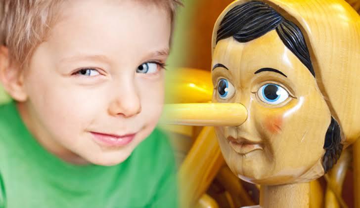 Yalan çocukluktan itibaren nasıl öğreniliyor?
