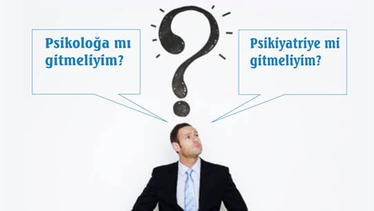 Psikologlar ve Psikiyatristler Arasındaki Farklar